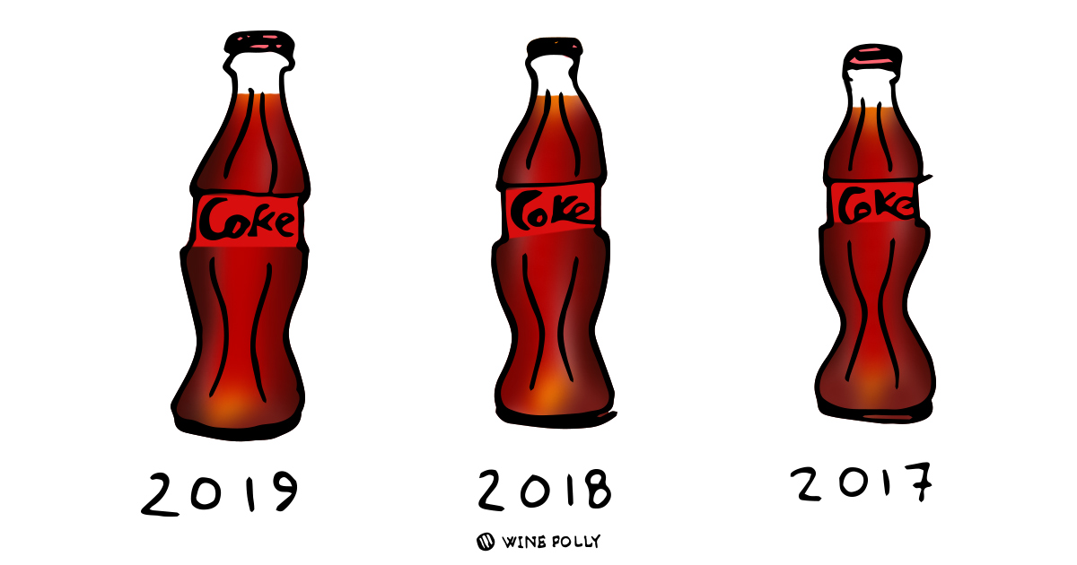 illustrazione coca cola